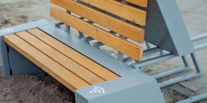 Ławki solarne – ekologiczne, estetyczne, ekonomiczne